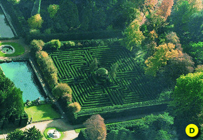 Aprile 05 for Giardino labirinto